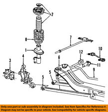 Saturn GM OEM 91-02 SL2 Stabilizer Sway Bar-Rear-Link 21011129