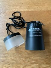 Schneider 4x MC Magnifier Lupe Loupe - For Slides/Negative/Print/Coin/Jewellery