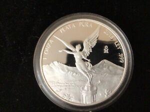2015 Mexico 1 oz .999 fine Silver Libertad Proof (In Capsule)