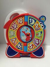 Sesame Street See n Say Elmos World ELMO Letters Shapes Colors Free Shipping! A2
