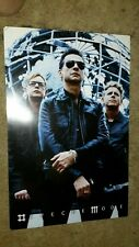 Depeche mode-sounds-of-the-universe-1 POSTER-2 SIDED-11X17IN.-NMINT