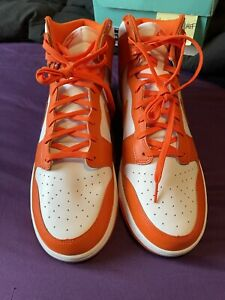 Nike Dunk High Syracuse 2021 Size 15 DS New SB Free Shipping