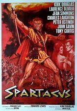 Filmposter 68x98: Spartacus [1960]