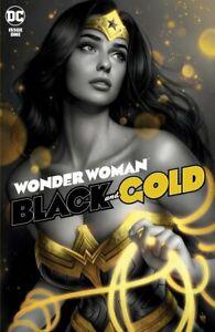 PREORDER: Wonder Woman Black And Gold #1 Louw Trade Dress Variant