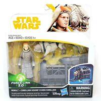 Star Wars Force Link 2.0 Rebolt & Corellian Hound 2pk 3.75in by Hasbro New
