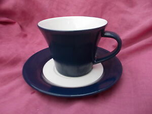 Marks and Spencer SENNEN MIDNIGHT.  Teacup and Saucer