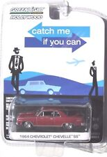GREENLIGHT 2015 HOLLYWOOD SERIES 8 '64 CHEVELLE SS CATCH ME IF YOU CAN MOVIE CAR