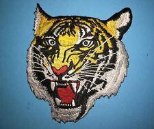 Shotokan Tiger Karate Do MMA Martial Arts Uniform Gi Iron On Patch Crest 461
