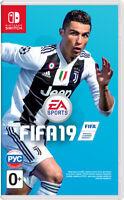 *NEU* FIFA 19 (Nintendo Switch) Deutsch,Eng,Arabisch,Italienisch,Französisch