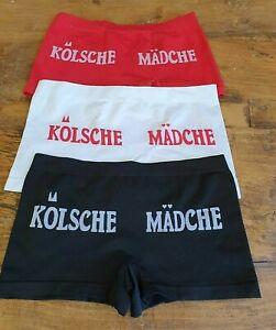 """""""Kölsche Mädche"""" Hose  Köln Panty Hipster Shorts Slip Unterhose Hotpants Sexy"""