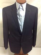 New RALPH LAUREN Anthony Black Label Dk.Gray Wool 2-BT Suit 36R/30 EU 46R