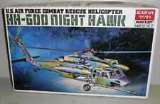 1/48 Minicraft HH-60D NIGHTHAWK U.S AIR FORCE COMBAT HELICOPTER #1613 *Unbuilt