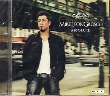 Mike Leon Grosch - Absolute (2006 CD) New & Sealed