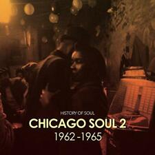Chicago Soul Volume Two (1962-1965) - Various (NEW 2CD)