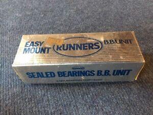 Old School BMX NOS Kajita Sealed Bottom Bracket