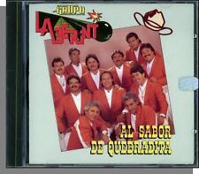 Grupo Laberinto - Al Sabor De Quebradita - New 1994, 12 Song, Spanish CD!