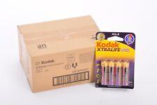 20 X 4 Pile Batterie Stilo Kodak Xtralife AA 1,5V / totale  80 batterie