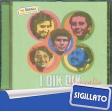 """IL MEGLIO DEI DIK DIK  (AZZURRA MUSIC) """" CD SIGILLATO 2000"""