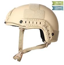 Elite-Armor ARCH Bulletproof helmet Khaki | NIJ level IIIA