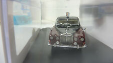 Oxford 1:43 DS004 CLARET / BLACK QUEEN MOTHER DAIMLER DS420 in OVP (A120)