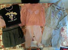 lotto 787 stock abbigliamento bimba bambina 5/6 anni