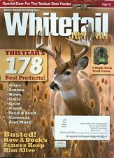 2013 Whitetail Journal Magazine: Best Products/How Buck Senses Keep Him Alive