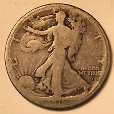 1916-S 50C Walking Liberty Half Dollar G Key Date!!