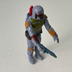 VINTAGE STAR WARS Figure BOBA FETT With Blaster (not V5) 1979 COO Taiwan 1