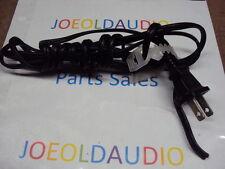 Marantz 5030B Cassette Original Line Cord & Strain Relief. Parting Out 5030B