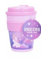 Fizz Creations Unicorn Travel Cup Mug 250ml