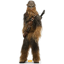 CHEWBACCA Solo: A Star Wars Story CARDBOARD CUTOUT Standup Standee Poster F/S