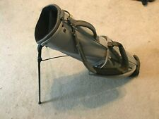 New listing Stitch Vintage Stand/Carry Golf Bag - Ash Color 2 way - Good Condition