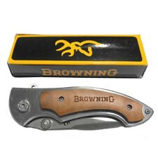 Browning 337 Folding Pocket Knife