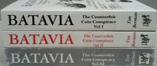 BATAVIA The Counterfeit Coin Conspiracy 3 vols by Tim Berman SC VGC JK17,