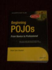 Beginning POJOs : Lightweight Java Web Development Using Plain Old Java...