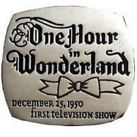 Disney DS Countdown to the Millennium Series #8 One Hour in Wonderland Pin