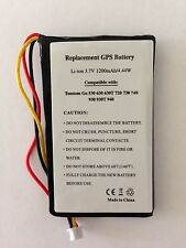 TOMTOM GO 520 530 630 720 730 740 930 940 REPL BATTERY HIGH QUALITY+FREE POST