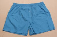 Australian Military Army Surplus Cotton Boxer Shorts GEE YAN Blue XXL 110cm NOS