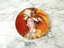 Avon Mrs. P. F. E. Albee Four Seasons Collector Plate Autumn's Bright Blaze