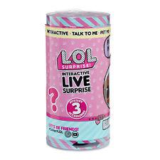 L.O.L. Surprise! - Interactive Live Surprise Pet - Genuine LOL Surprise by MGA