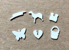 Operation Board Game Replacement Wishbone Ribs Pieces You Pick 1965, 1998 Hasbro