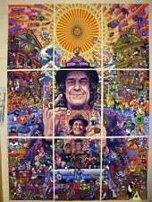 Blotter Art The Passion of Mark McCloud 9 Sheet 10,800 squares Rosenfeld Rafti