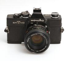 Minolta SRT MC mit Rokkor-PF 1,7/50 mm