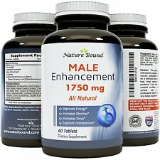 Male Enhancement Sex Pill - All Natural Erectile Boost Libido Increase Growth