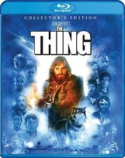 THE THING (1982 Collector's Edition) -  Blu Ray - REGION A - sealed