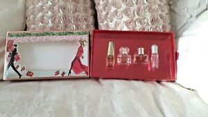 Estée Lauder Fragrance Treasures Gift Set, 4x mini perfumes,  birthday gift New.