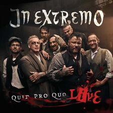 In Extremo - Quid pro quo live (2016) CD Neuware