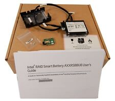 Intel RAID Smart Battery Backup New AXXRSBBU8