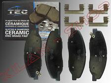 Keramik Bremsklötze vorne Cadillac CTS 2008-2014,  STS 2009-2011  316mm Scheiben