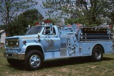 Youngstown PA 1975 GMC Howe Pumper - Fire Apparatus Slide
